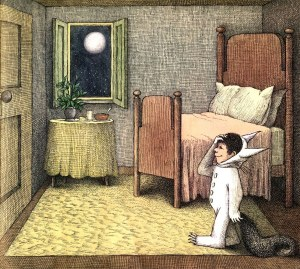 Maurice Sendak - Where The Wild Things Are-22